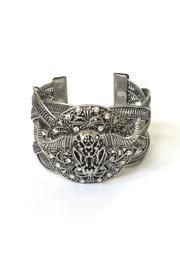 Longhorn Cuff Bracelet