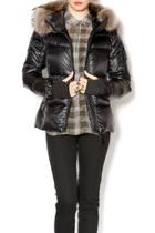 Fur Collar Puffer Jacket