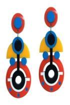 Pop Deco Earrings
