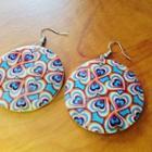 Heart Hippie Earrings