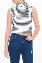 Jane Striped Top