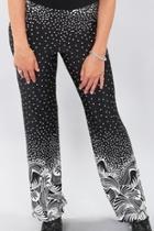 Black/white Pants