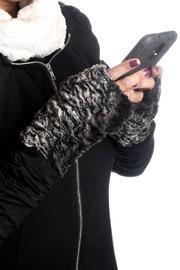 Cuddly Fingerless Gloves