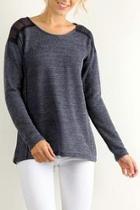 Knit Inlay Top
