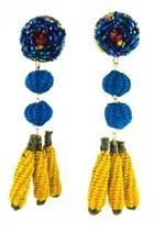 Iraca Fruit Earrings