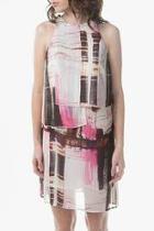 Cornell Printed Dress
