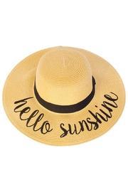 Hello Sunshine Hat