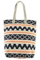 Woven Summer Tote