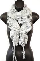 Heather-g Ruffle Scarf