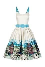Jade Scenic Dress