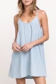 Salene Chambray Dress
