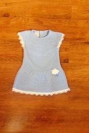 Chalk Blue Dress