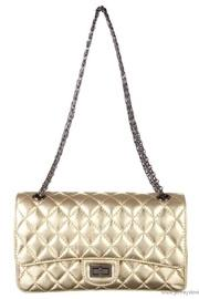 Quilted Chanel-style Purse