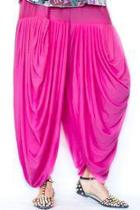 Multi Pleated Gypsy Pants