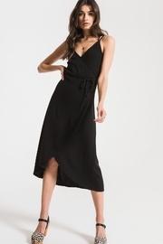Wrap Capri Dress