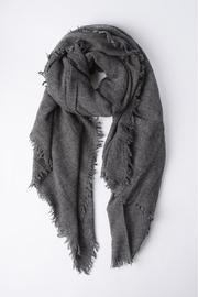 Grey Cashmere Scarf