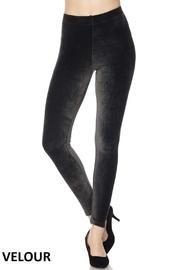 Velour Legging
