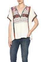Endless Yucatec V-neck Top