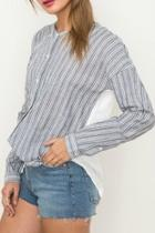 Striped Buttondown Shirt