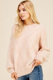 Ballet Sweater Blush