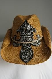 Upsidedown Fleur-de-lis Hat