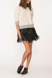 Clover Fringe Skirt