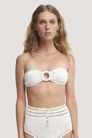 Inika Crochet Bandeau Bikini Top