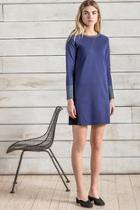 Long Sleeve Reversible Dress