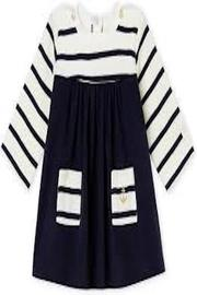 Dress W/anchor Pocket