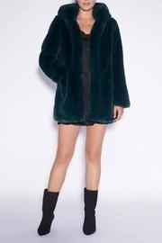 Marie Faux-fur Coat