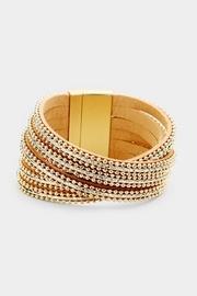 6-strand Magnetic Bracelet