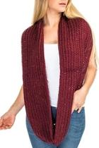 Wide Infinity Scarf