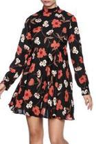 Blossom Neck Dress