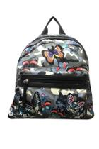 Camo Butterfly Backpack