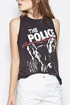 Peyton Police Tank Top