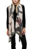 Camouflage Oblong Scarf