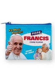 Pope Francis Coin Purse
