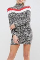 Kitty Racer Dress