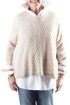 Kristen Cashmere Sweater