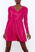 Delicious Velvet Dress