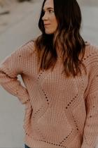 Butler Cable-knit Sweater