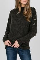 Button Accent Top