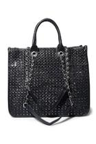 Bstacy Woven Tote