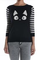 Meow Cat Sweater