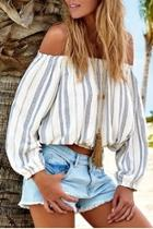 Adrianna Offshoulder Top