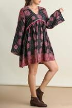 Leah Dress Plus Dress