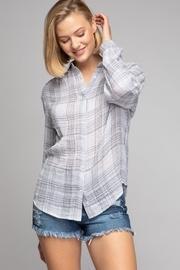 Plaid Buttondown Shirt