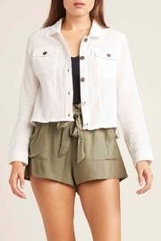 Fringe Benefits Jacket