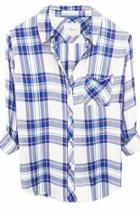Hunter Plaid Buttondown