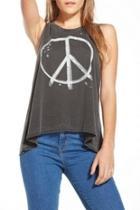 Peace Sign Tank